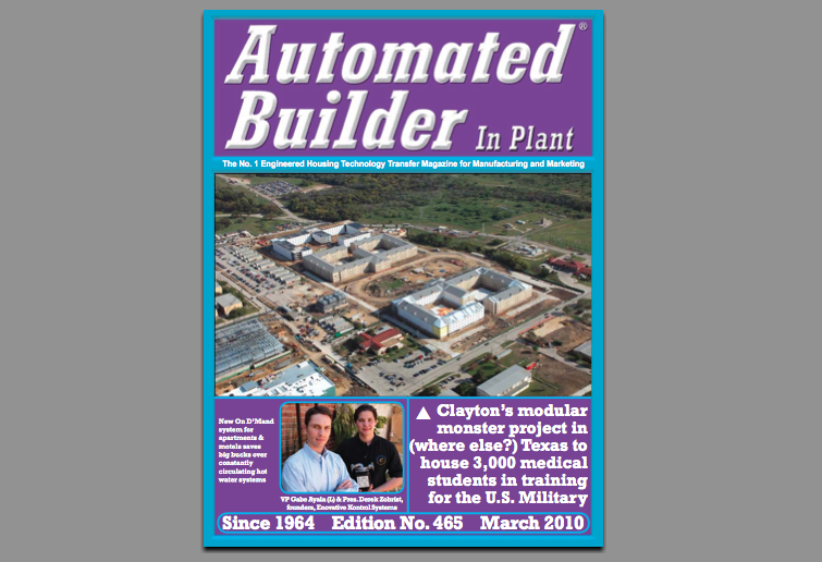 Automated Builder Article