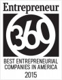 "Enovative Named One of the ""Best Entrepreneurial Companies in America"" For 2015 By Entrepreneur Magazine"