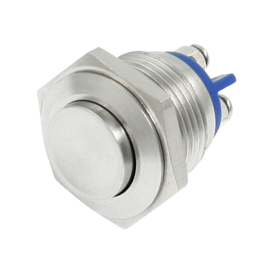 Hardwired push button activator for on demand recirculating pump