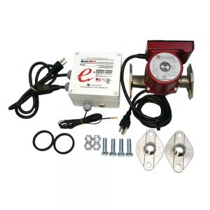 55 Series Pump, AutoHot on-demand controller