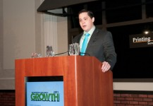Emerging Entrepreneur of 2010 Speech